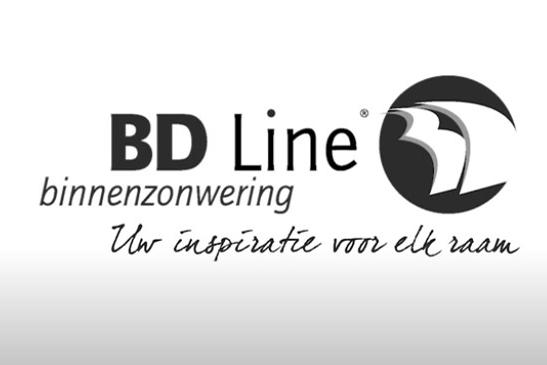 BD Line logo zonwering gordijnen_1