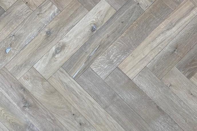 Raftwood visgraat categorie hout