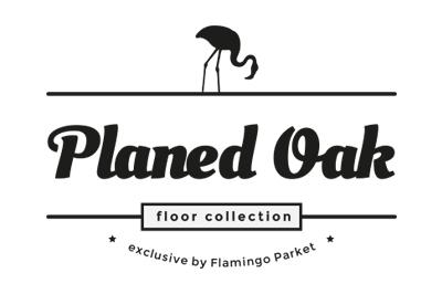 Vloeren Hout Planed Oak floor collection
