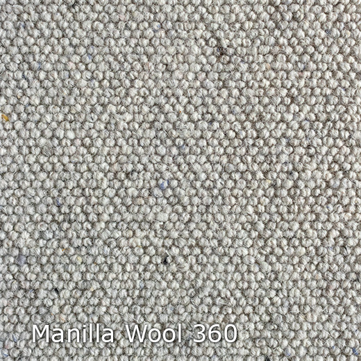 Tapijt - Interfloor - Manilla Wool 360