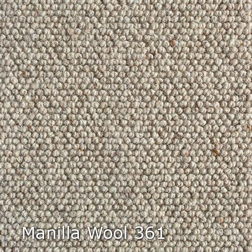Tapijt - Interfloor - Manilla Wool 361