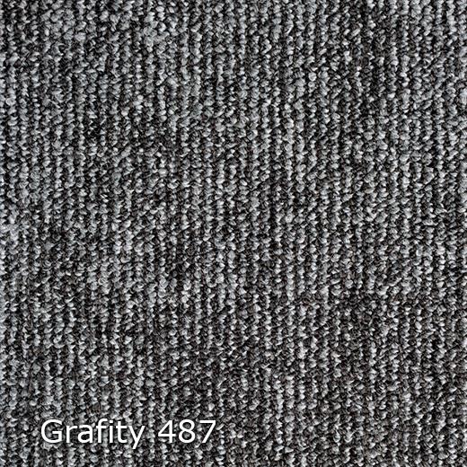 Tapijt - Interfloor - Grafity - 218487_xl