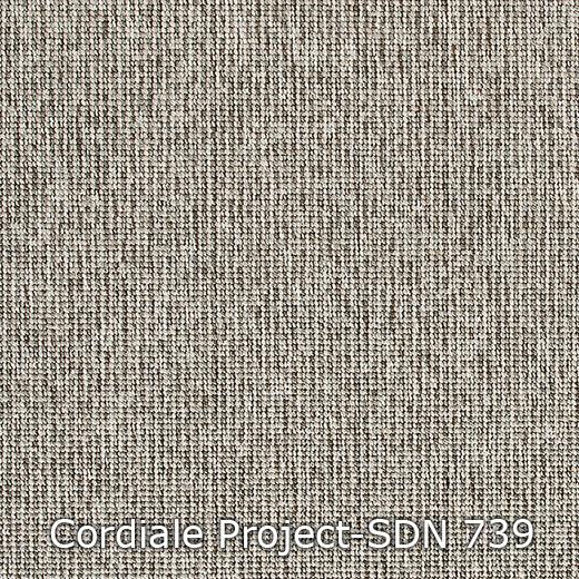 Tapijt - Interfloor Cordiale Project-SDN 739