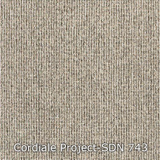 Tapijt - Interfloor Cordiale Project-SDN 743
