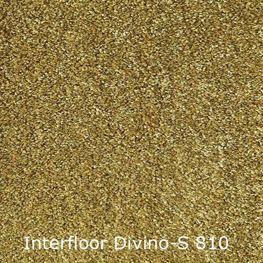 Tapijt - Interfloor Divino-S 810