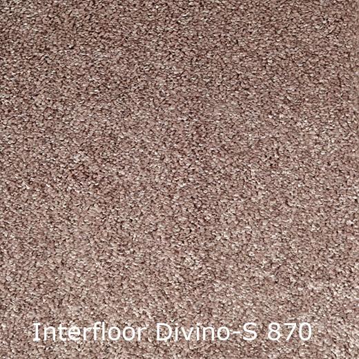 Tapijt - Interfloor Divino-S 870