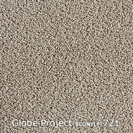 Tapijt - Interfloor Globe Project econyl 721