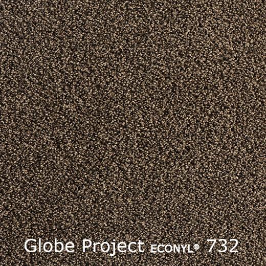 Tapijt - Interfloor Globe Project econyl 732