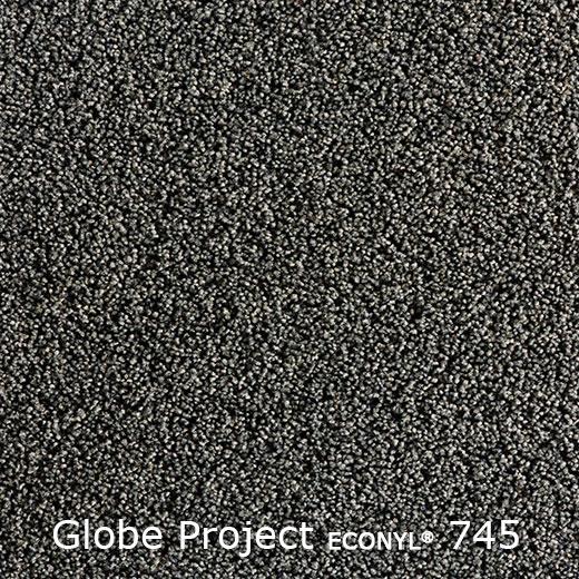 Tapijt - Interfloor Globe Project econyl 745