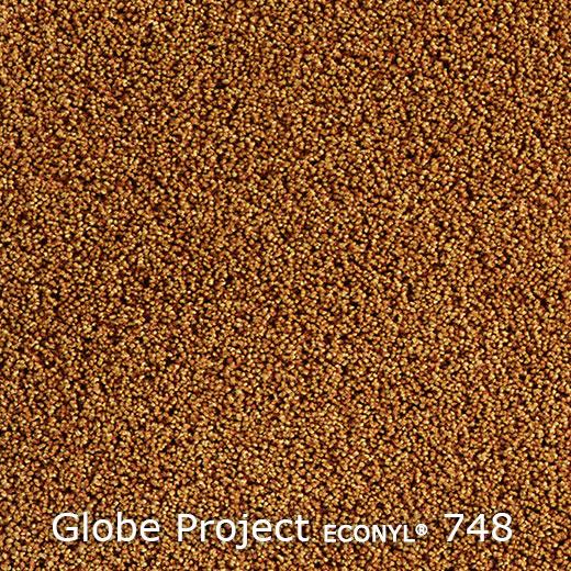 Tapijt - Interfloor Globe Project econyl 748
