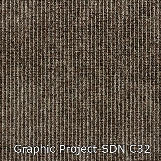 Tapijt - Interfloor Graphic Project-SDN C32