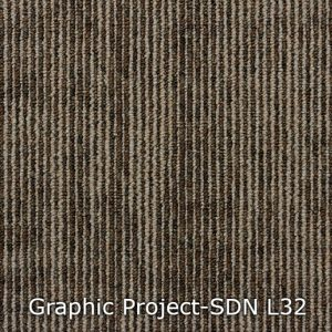 Tapijt - Interfloor Graphic Project-SDN L32