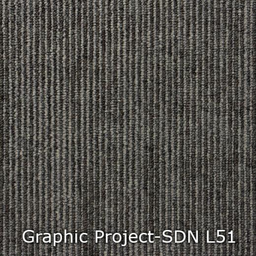 Tapijt - Interfloor Graphic Project-SDN L51