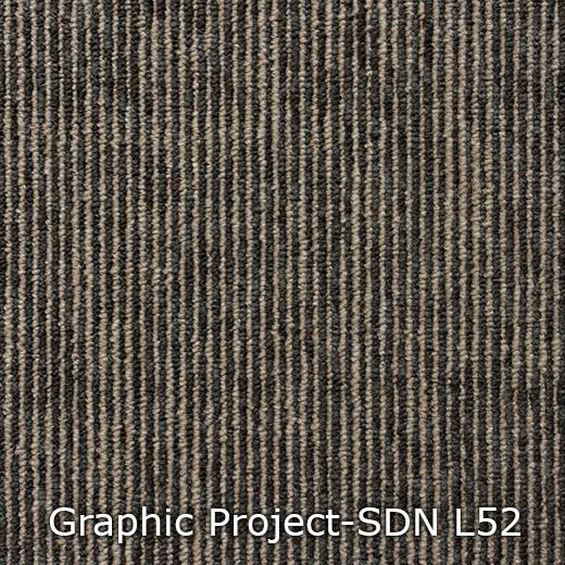 Tapijt - Interfloor Graphic Project-SDN L52