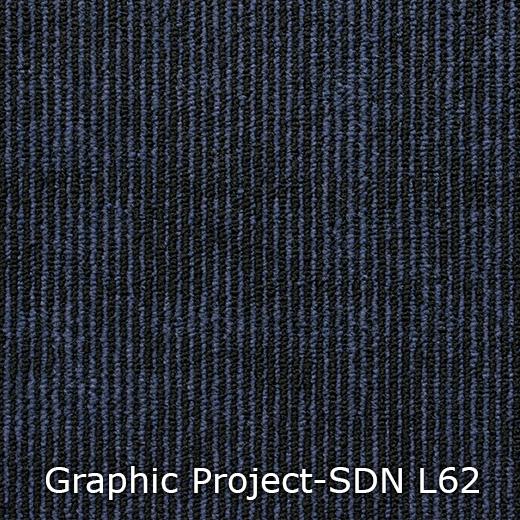 Tapijt - Interfloor Graphic Project-SDN L62