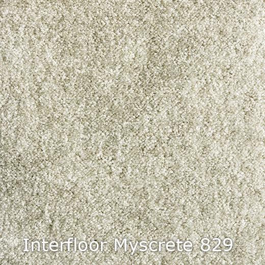 Tapijt - Interfloor Myscrete 829