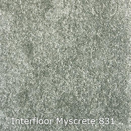 Tapijt - Interfloor Myscrete 831