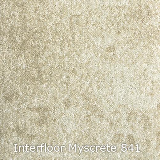 Tapijt - Interfloor Myscrete 841