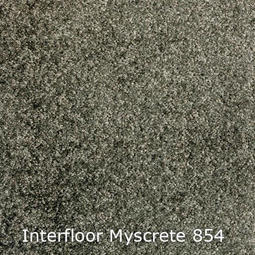 Tapijt - Interfloor Myscrete 854
