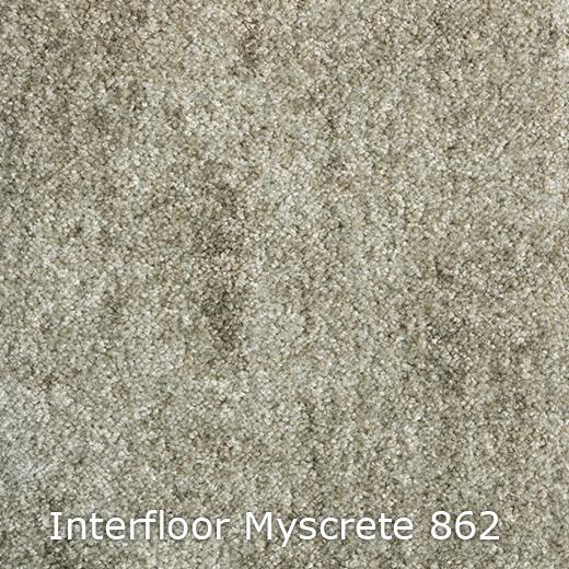 Tapijt - Interfloor Myscrete 862