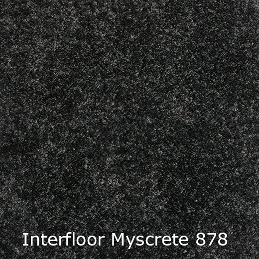 Tapijt - Interfloor Myscrete 878