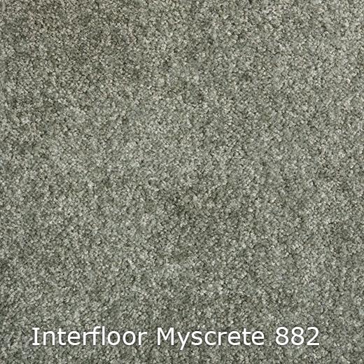 Tapijt - Interfloor Myscrete 882