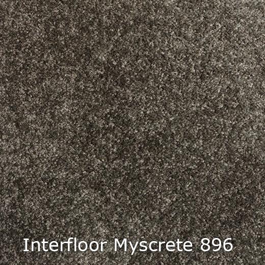 Tapijt - Interfloor Myscrete 896