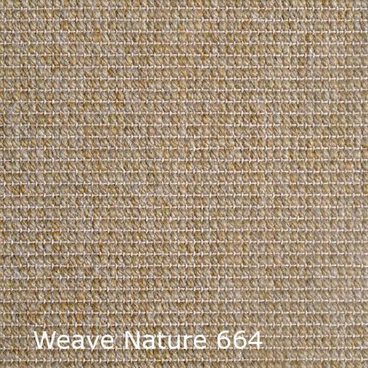 Tapijt - Interfloor Weave Nature 664