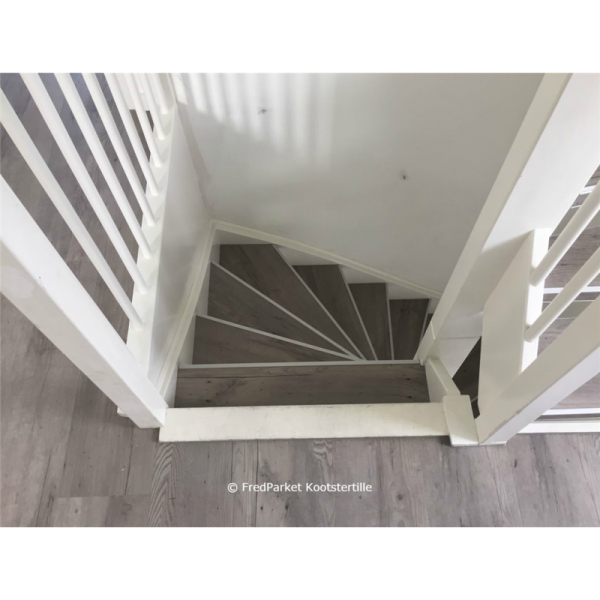 Floorlife - Bondi Beach Dryback Light Grey Trap