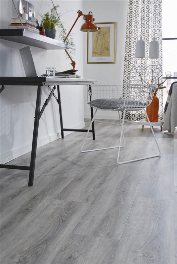 Floorlife - Sundridge Dryback Light Grey