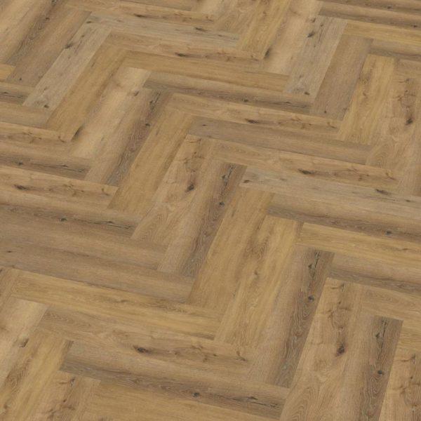 Floorlife - YUP Collection Herringbone Dark Oak