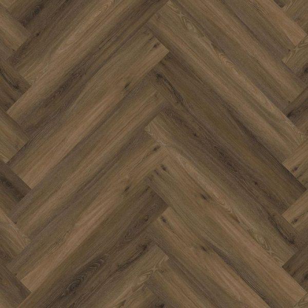 Floorlife - Yup Collection Click SRC Herringbone Warm Brown