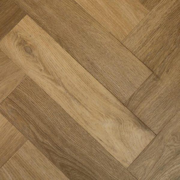 Floorlife - Yup Collection Dryback Herringbone Small Beige