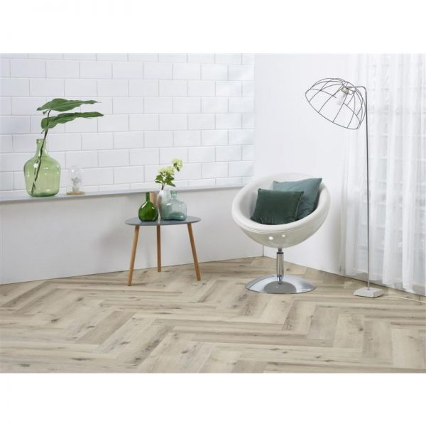 Floorlife - Yup Collection Herringbone Light Oak