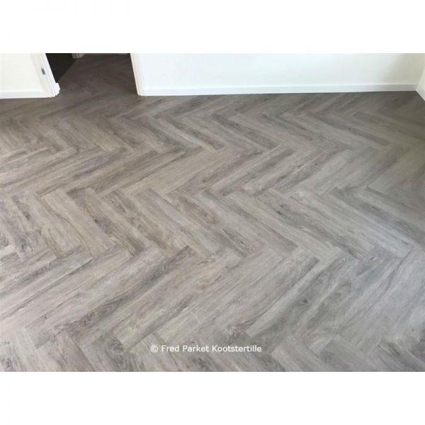 Floorlife - Yup Collection Dryback Herringbone Smoky