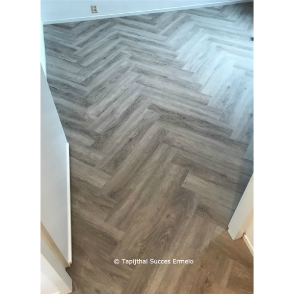 Floorlife - Yup Collection Herringbone Light Grey