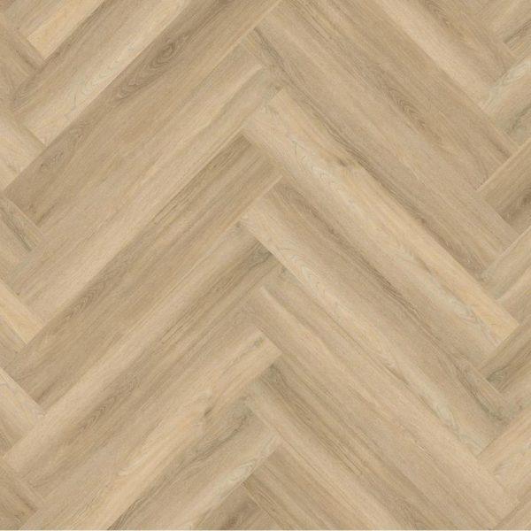 Floorlife - Yup Collection Dryback Herringbone Beige