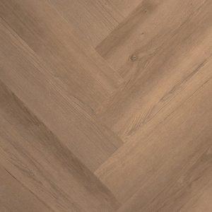 Brede visgraat spekkoek - PVC-klik