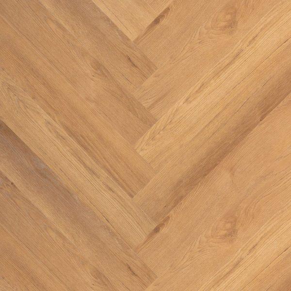 Trendy visgraat gemberkoek - PVC-plak