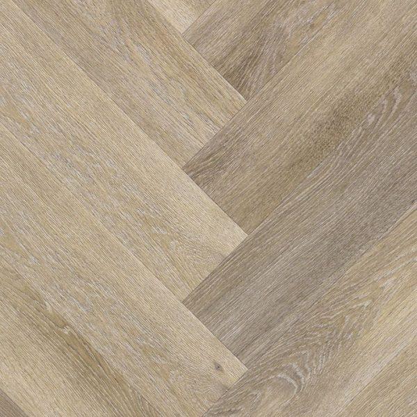 Trendy visgraat honing - PVC-plak