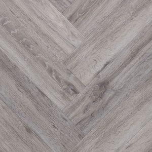 Trendy visgraat salmiak - PVC-klik