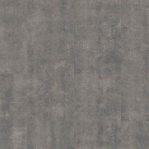 iD Inspiration 55 Patina Concrete Dark Grey Dryback Tegel